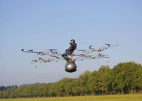 为什么有的飞行器载人还叫无人机 没有人却不是无人机?
