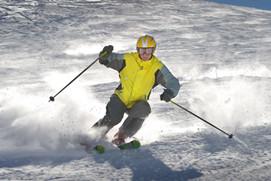 初学者应知的滑雪姿势