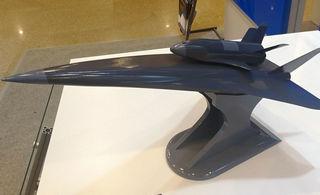 中国空天飞机性能超美国X37B?