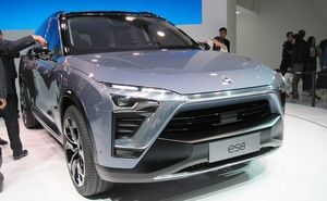 大陆集团与蔚来签署协议 提供自动驾驶车部件