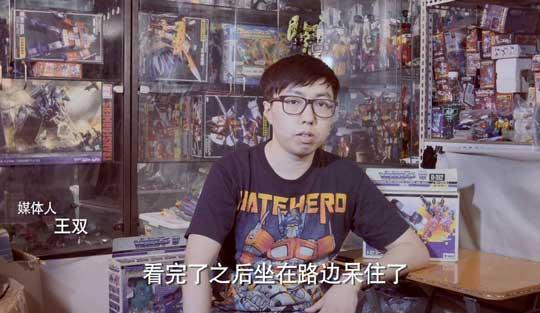 """《变形金刚》""""十年约""""短片网络爆红 今夏再聚首"""