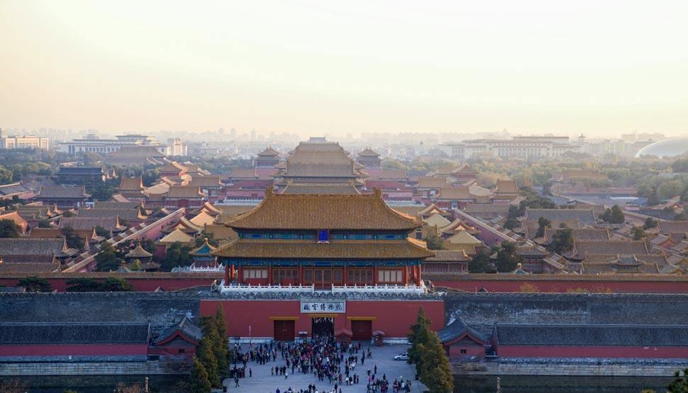 世界文化遗产:故宫