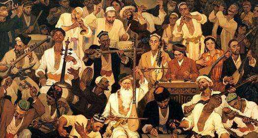 人类口述和非物质遗产——新疆维吾尔木卡姆艺术