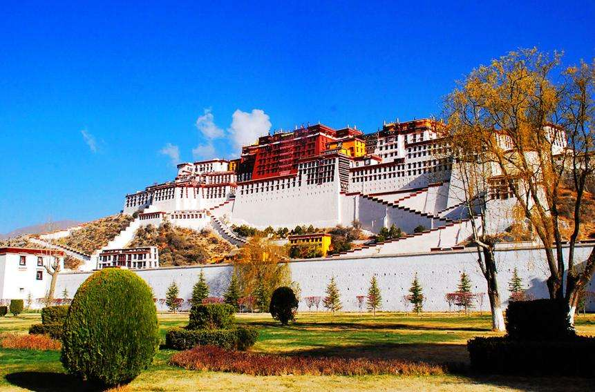 世界文化遗产:拉萨布达拉宫和大昭寺