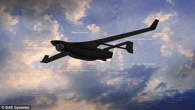 美国防部研发新无人机系统 可实现多任务切换