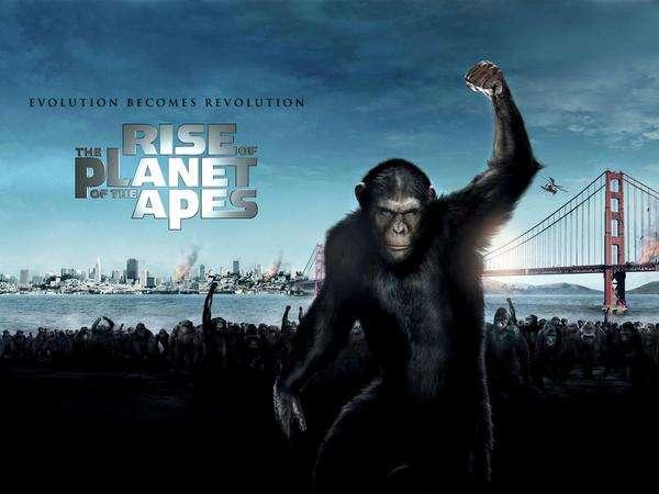 《猩球崛起3》原女主登场人类退化成哑巴