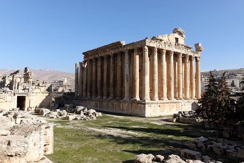 探寻黎巴嫩十大美景 沉醉历史现代间