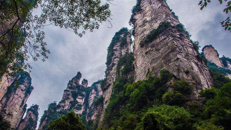 世界自然遗产:武陵源风景名胜区