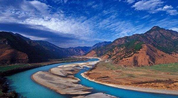 世界自然文化遗产:三江并流