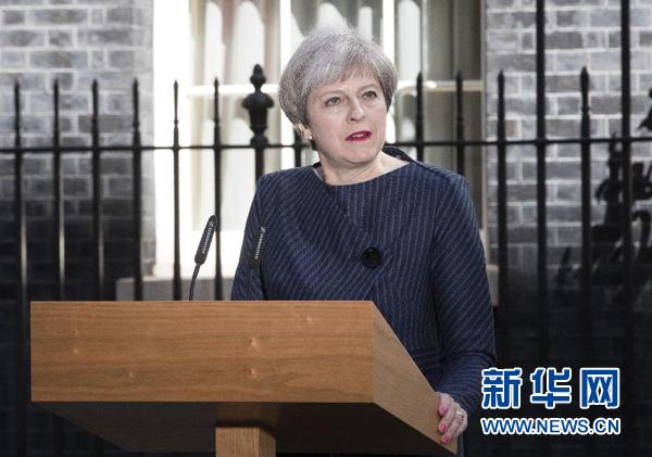 出口民调显示英国保守党在议会选举中领先 无政党赢得过半席位