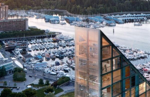 日本建筑大师造世界最高混合木结构公寓:画面震撼