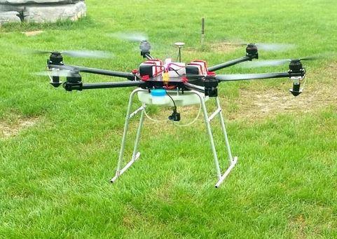 农业智能化,植保无人机,农业机器人