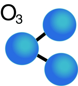 一张图读懂臭氧O3对人体健康产生有害影响