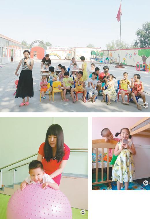 """孤儿院5年搬3次家 """"香香公主""""病好照顾者已嫁人"""