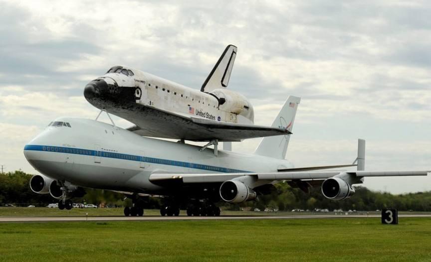 港媒:中国打造航天飞机将在太空竞赛追赶美国