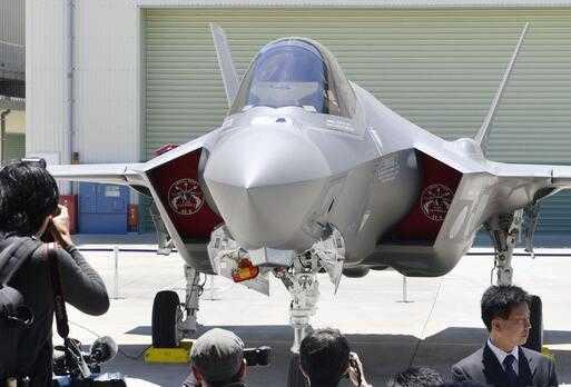 专家:日本组装F35对军机研发能力提升微乎其微