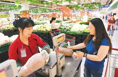 人民日报海外版:物价平稳运行 今年不会发生通缩或通胀
