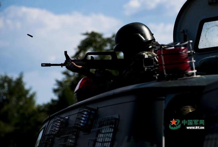 武警部队如何锻造反恐利刃?五大品牌加钢淬火