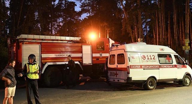 男子在莫斯科射杀路人致4死 向警察投多枚手榴弹