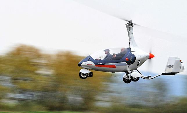 全球首辆合法飞行汽车上路了