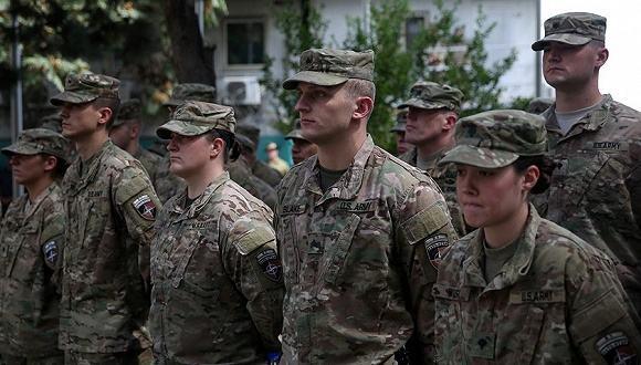 三名美国士兵阿富汗离奇遇害 袭击者是阿军士兵