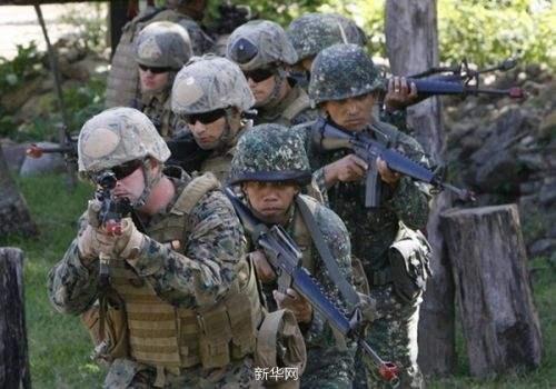美特种兵介入菲反恐战事 杜特尔特却否认求援