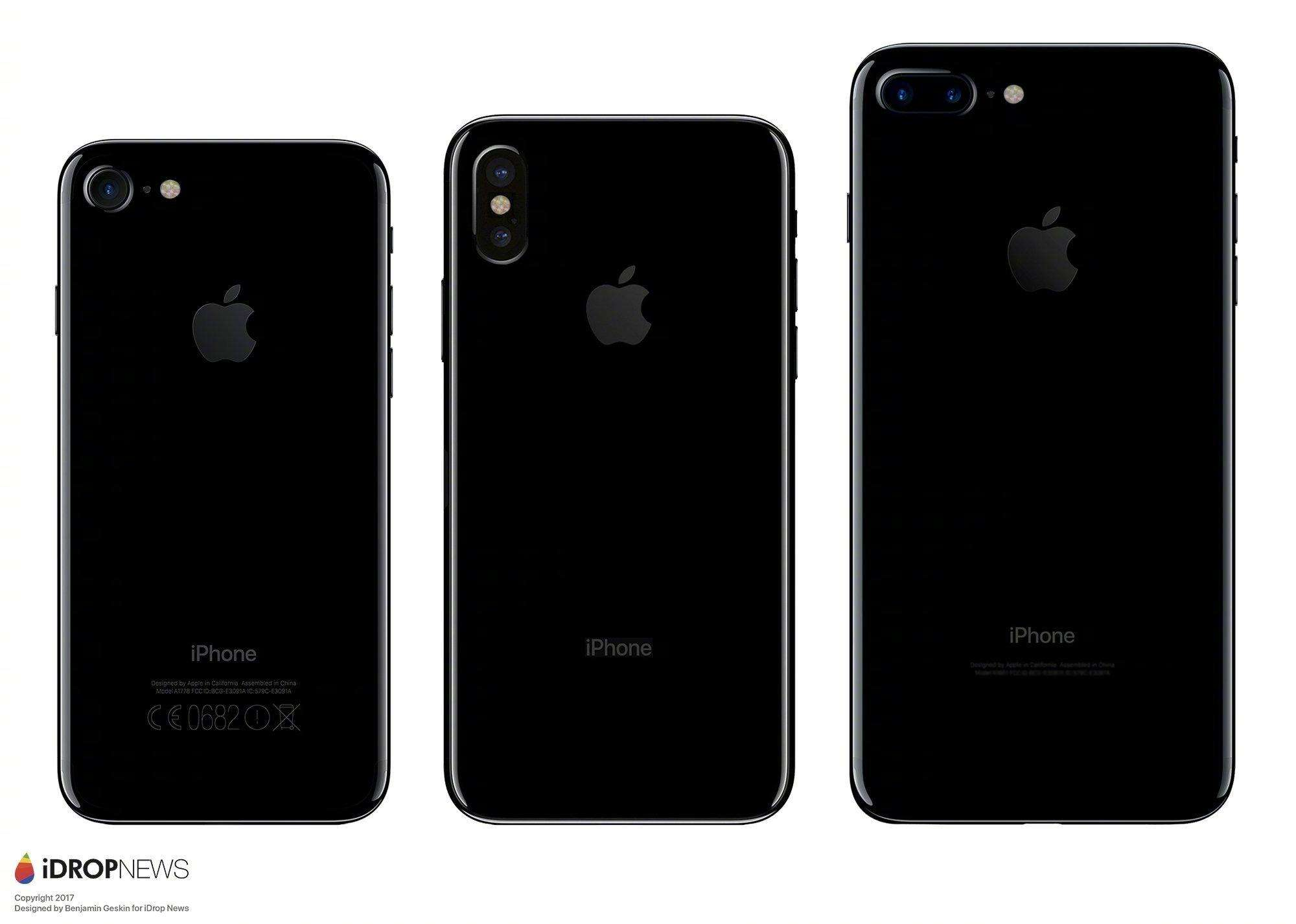 只一款国产?iPhone8领衔下半年最强旗舰