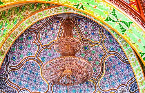 情迷摩洛哥屋顶的如梦似幻