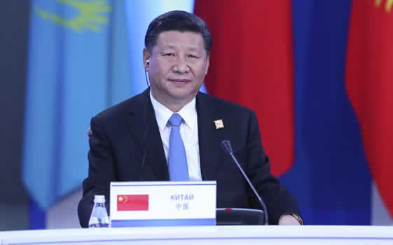【原创微视频】习式妙语 中国倡议回响阿斯塔纳