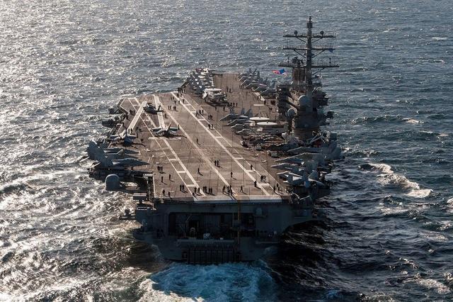 专家:美日海上编队或影响中国军队前出西太平洋