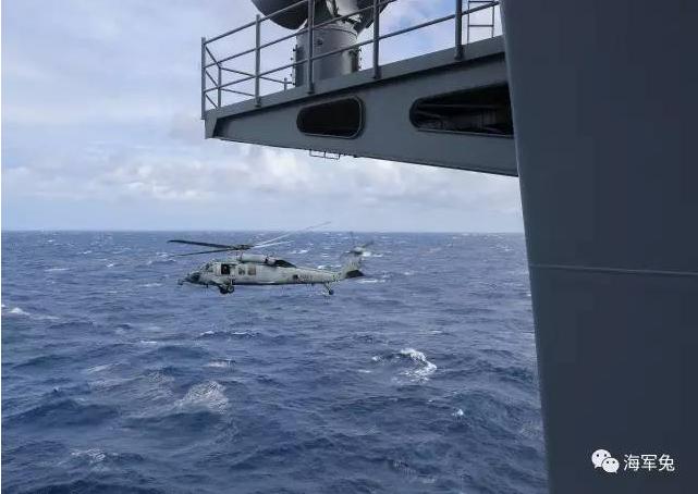 美航母打击群水兵失踪 经典战舰恐晚节不保!