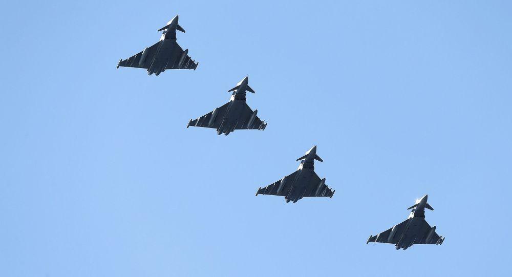 与F35竞争?外媒称空客欲制造新一代欧洲战斗机