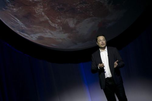 科技雷布斯:深度解密马斯克火星殖民计划