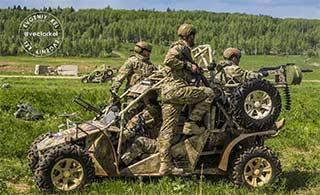 俄罗斯精锐特种部队如何训练