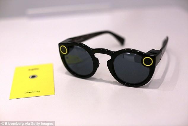 传Snap将研发二代智能眼镜 或涵盖AR功能