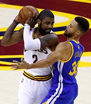 NBA总决赛G3:勇士118-113骑士