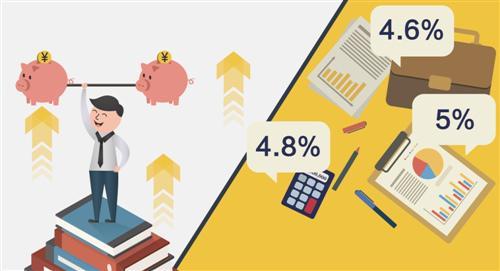 大学毕业生薪资连续五年增长 平均月收入3988元