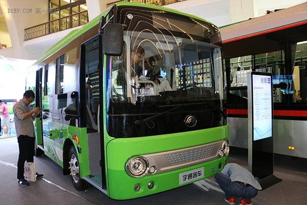 新能源客车市场再遇冷 客车企5月产销均下滑