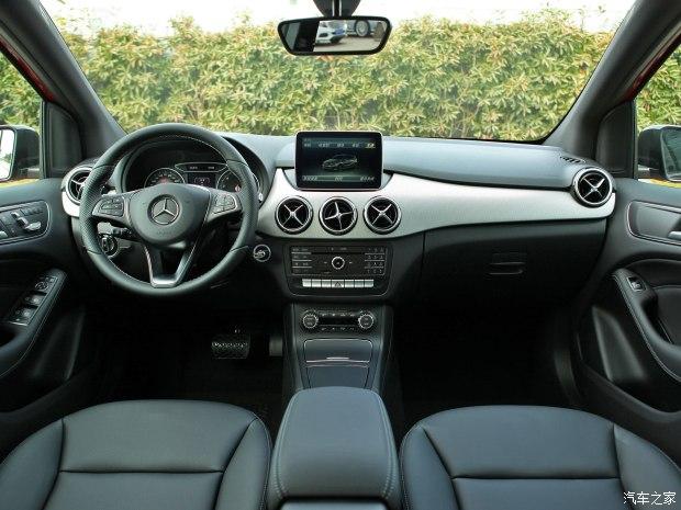 售24.2-36.8万元 奔驰新款B级正式上市