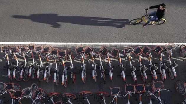 摩拜单车被物业起诉索要管理费 法院已受理