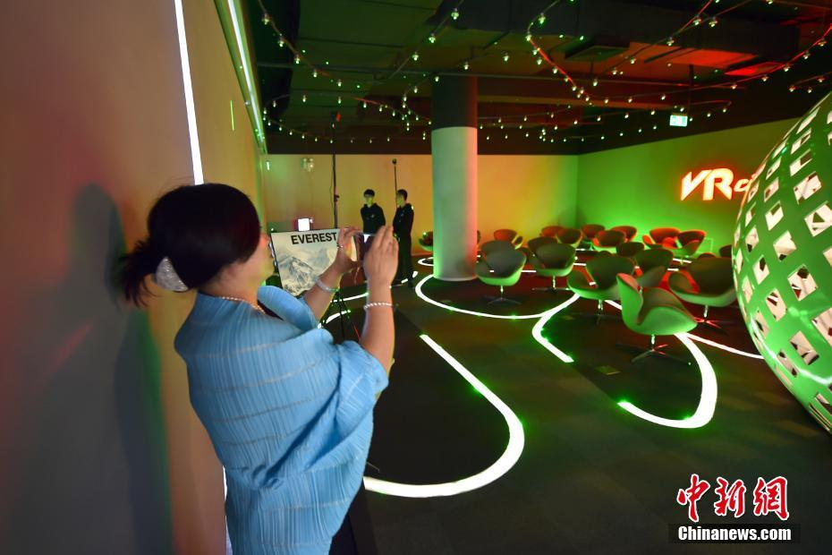 首家VR影院落户京城 沉浸式体验升级