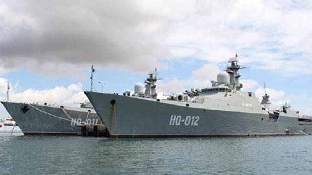 在东南亚搞平衡?美媒关注俄帮越南建海军基地