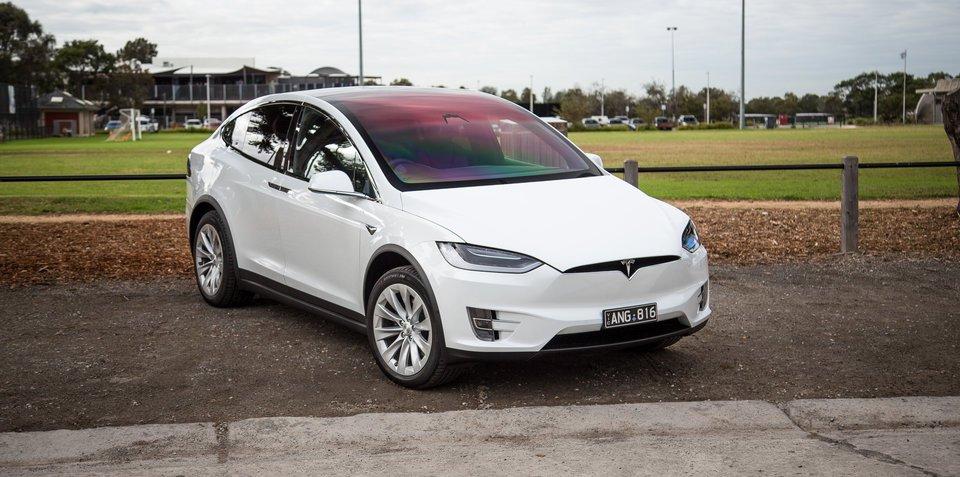 特斯拉Model X获澳大利亚汽车设计大奖