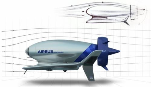 Airbus A-180医疗无人机外形Q萌 时速达194公里