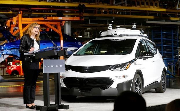 通用启动第二代自动驾驶汽车测试 实现批量生产