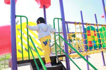 孩子游园需小心 事故受伤是澳儿童最大死因