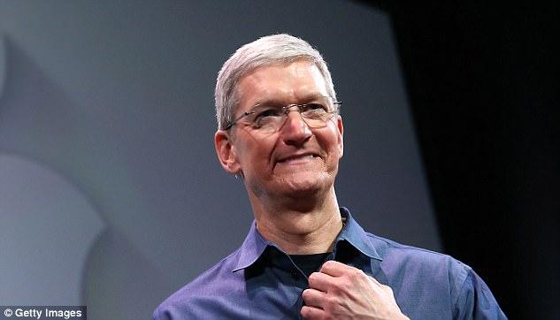 库克亲自证实苹果正在开发无人驾驶软件系统