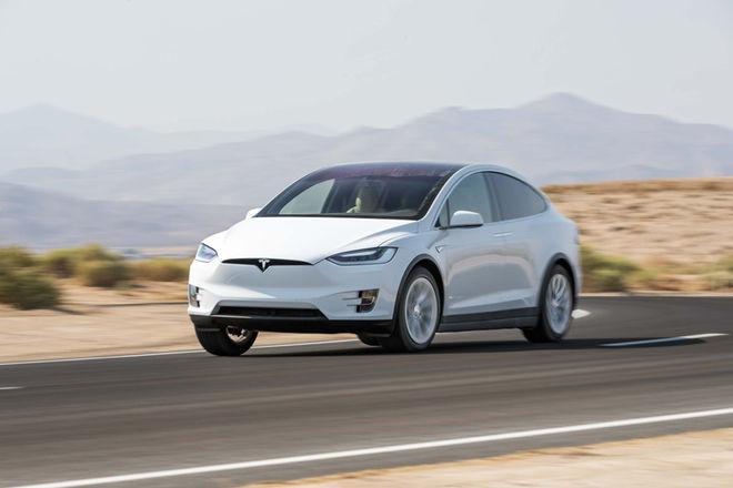 特斯拉Model X获美国交管局五星安全评级