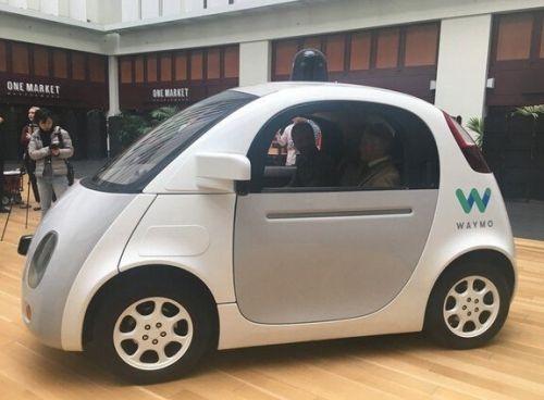 谷歌无人车原型即将退役,博物馆里过余生