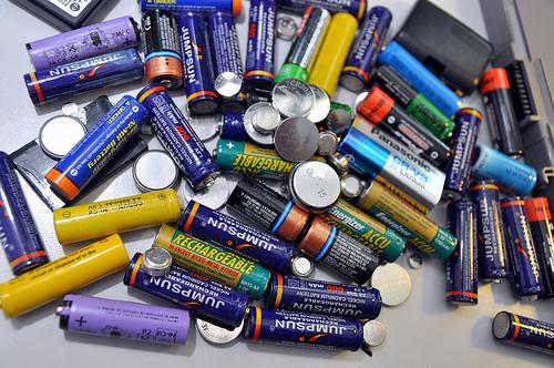 报废电池回收利用刻不容缓